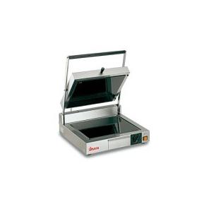 Grill kontaktowy do kanapek-opiekacz do panini ze stali nierdzewnej , z regulacją za pomocą termostatu Cort V