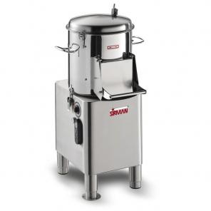 Pojemność 10kg Profesjonalna obieraczka do ziemniaków pojemność zbiornika 10 kg  PPJ 10 SC