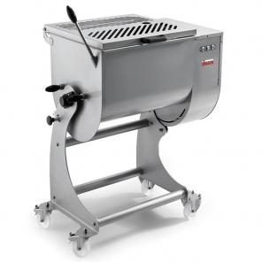 Profesjonalna mieszałka do mięsa i kiełbas pojemność 50 kg - 88 L IP 50 XP B/a