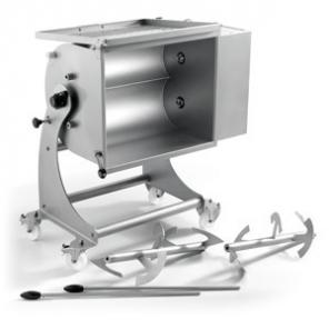 Profesjonalna mieszałka do mięsa pojemność 80 kg - 110 L  IP 80 XP B/a