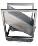 Wózek na kije wędzarnicze WT112
