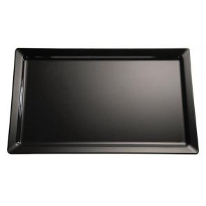 PURE taca -talerz czarny GN 2/4 ekspozycyjna
