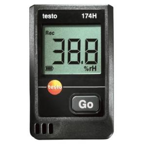 Testo 174H set - rejestrator temperatury i wilgotności ( zestaw z interfejsem )