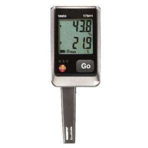 Testo 175 H1 - 2 kanałowy rejestrator temperatury i wilgotności