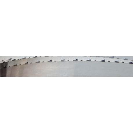 Brzeszczot 5 szt. 3150x16x0,55 C12 z zębem samoczyszczący polecany do cięcia półtusz