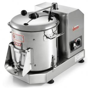 Pojemność 6kg Profesjonalna obieraczka do ziemniaków z automatycznym rozładunkiem PPJ 6