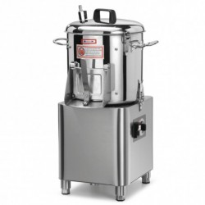 Pojemność 6kg Profesjonalna obieraczka do ziemniaków ze stali nierdzewnej PPJ 6 SC