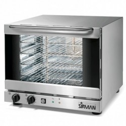 Convection oven with 4...