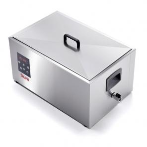 softcooker Sirman gotowanie w niskich temperaturach z odpływem