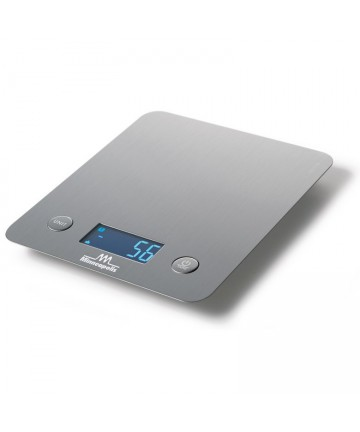 Kitchen scale with a large...