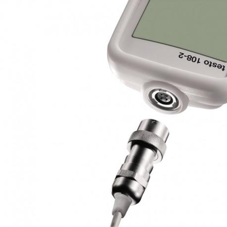 Termometr wodoodporny HACCP, spożywczy z sondą pomiarową i futerałem
