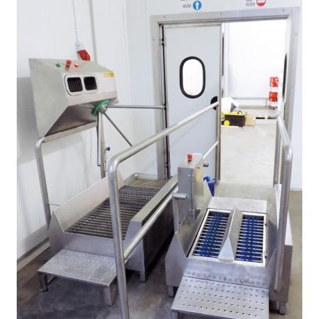 Stacja higieny  WH213