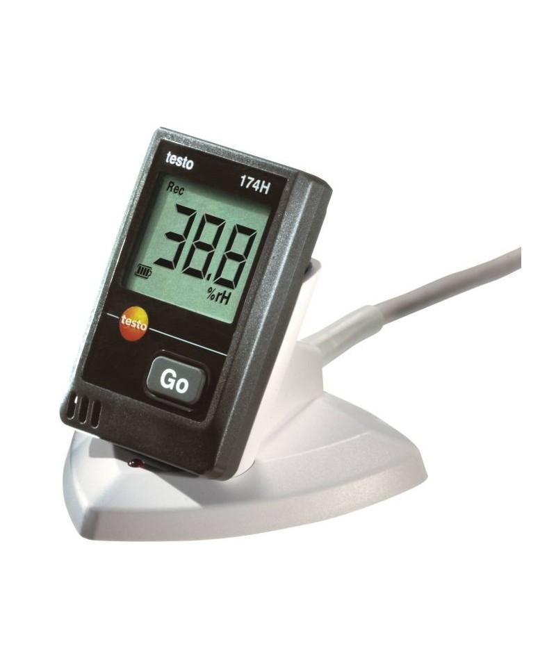 Testo 174T - zestaw - rejestrator temperatury