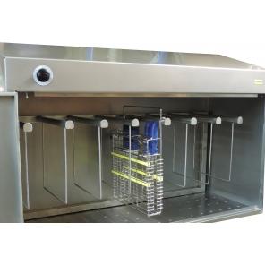Sterylizator noży UV   H09914