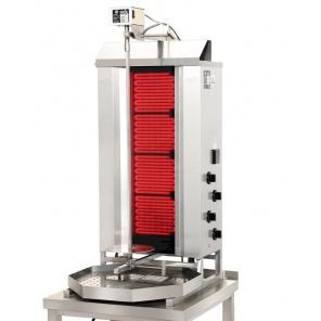 Opiekacz pionowy do 50 kg, gyros elektryczny , kebab, grill POTIS CE4