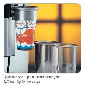 mikser do koktajli mlecznych na podstawie poj.900 ml