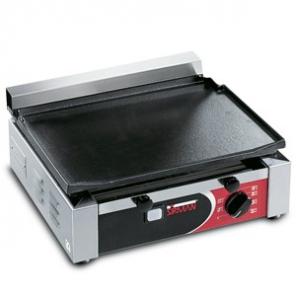 płyta grillowa żeliwna/ teflon gładka x 2