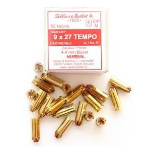 naboje kaliber 9 mm do aparatu ubojowego