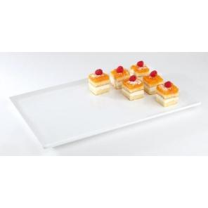 PURE taca -talerz biały GN 1/1 ekspozycyjna