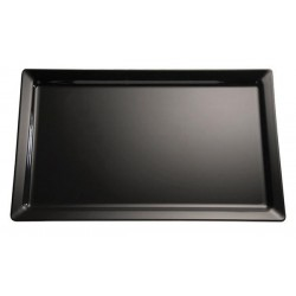 PURE taca -talerz czarny GN 1/4 ekspozycyjna
