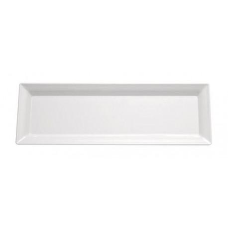 PURE taca -talerz biały ekspozycyjna