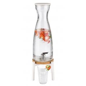 Dyspenser bufetowy do napojów FRESH WHITE, poj. 4,5 l, APS 10420