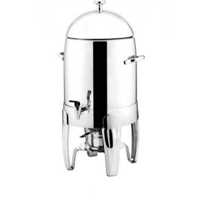 Dozownik do kawy HAPPY HOUR ze stali nierdzewnej, pojemność 10,5 litra, APS 11672