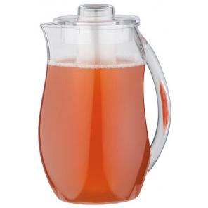 Dzbanek na sok / wodę, z wkładem chłodzącym, z tworzywa sztucznego, poj. 2.8 l, APS 10769