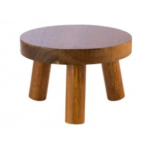Stojak bufetowy 150 mm, drewniany | APS, 33256