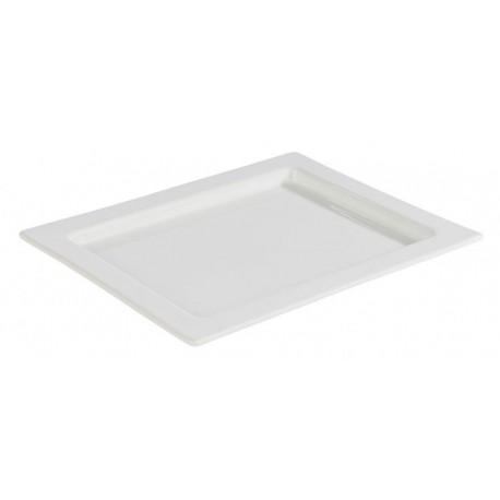 Porcelanowy półmisek o rozmiarze GN 1/2 | APS, 82356 Frames