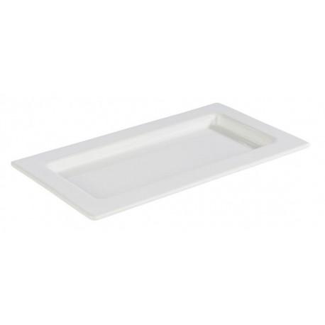 Porcelanowy półmisek o rozmiarze GN 1/3 | APS 8357 , Frames