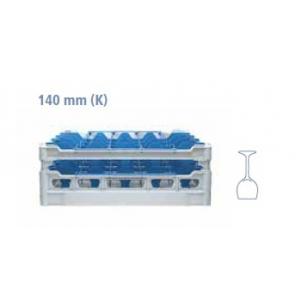 kosz na kieliszki 140 mm (K) Clixrack 500