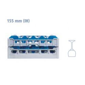 kosz na kieliszki 200 mm (MH) Clixrack 500