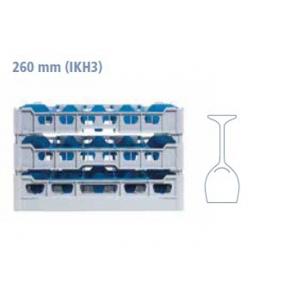 kosz na kieliszki 245 mm (PH) Clixrack 500