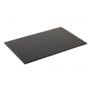 Taca łupkowa GN 1/2, płyta łupkowa, prostokątna, APS 00991