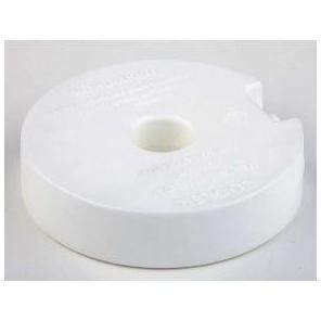 Wkład chłodzący , okrągły biały , średnica 15 cm APS 10777