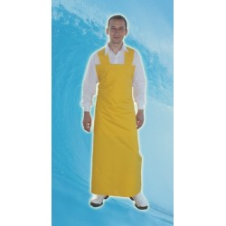 Reinforced apron with...