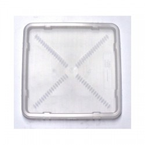pokrywka transparentna