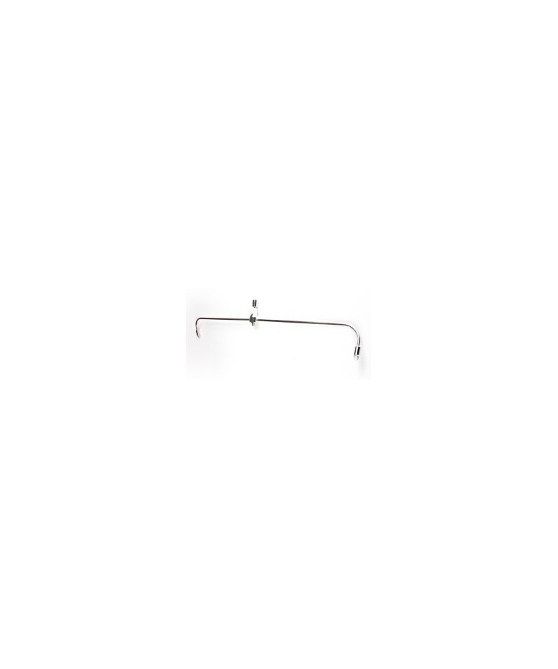 Prysznic obrotowy do zraszania wędlin, rozpiętość ramion 94 cm