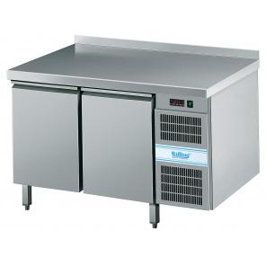 Stół chłodniczy piekarniczy EN 400x600 Rilling, z blatem stalowym,  AKT EK824 6601
