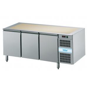 Stół chłodniczy piekarniczy EN 400x600 Rilling, bez blatu,  AKT EK834 6600