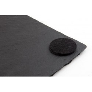 Taca łupkowa, płyta łupkowa, prostokątna, wym. 24x15 cm, APS 00941
