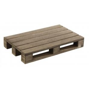 Deska do serwowania GENUSSPALETTE z drewna brzozowego 20x12 cm, APS 00880