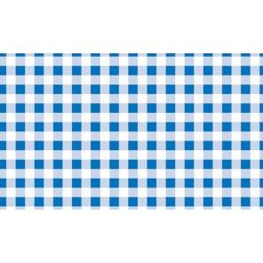 Papier tłuszczoodporny SNACKHOLDER niebieska kratka 42x25 cm, APS 40673