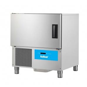 Schładzarko-zamrażarka szokowa Rilling 5xGN1/1 / EN 400x600, załadunek poprzeczny, własne chłodzenie, ASK FMEQ0 511-FA