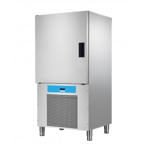 Schładzarko-zamrażarka szokowa Rilling 10xGN1/1 / EN 400x600, załadunek poprzeczny, własne chłodzenie, ASK FMEQ01 011-FA
