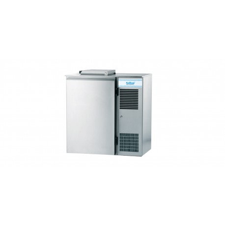 Schładzarka odpadów na pojemnik 1x120L Rilling, z własnym chłodzeniem, AAK M011 200