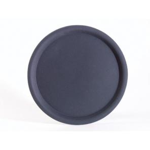 Taca HAPPY HOUR z tworzywa sztucznego, czarna 32 cm. APS 00510