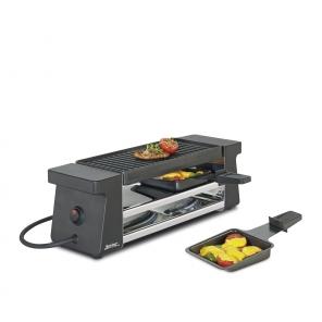 grill Raclette 2 czarny