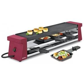 Raclette 4 czerwony